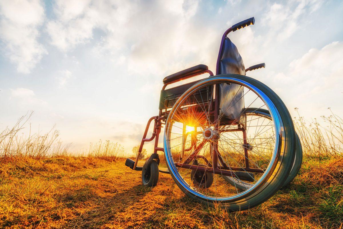 Behindertenfahrdienst