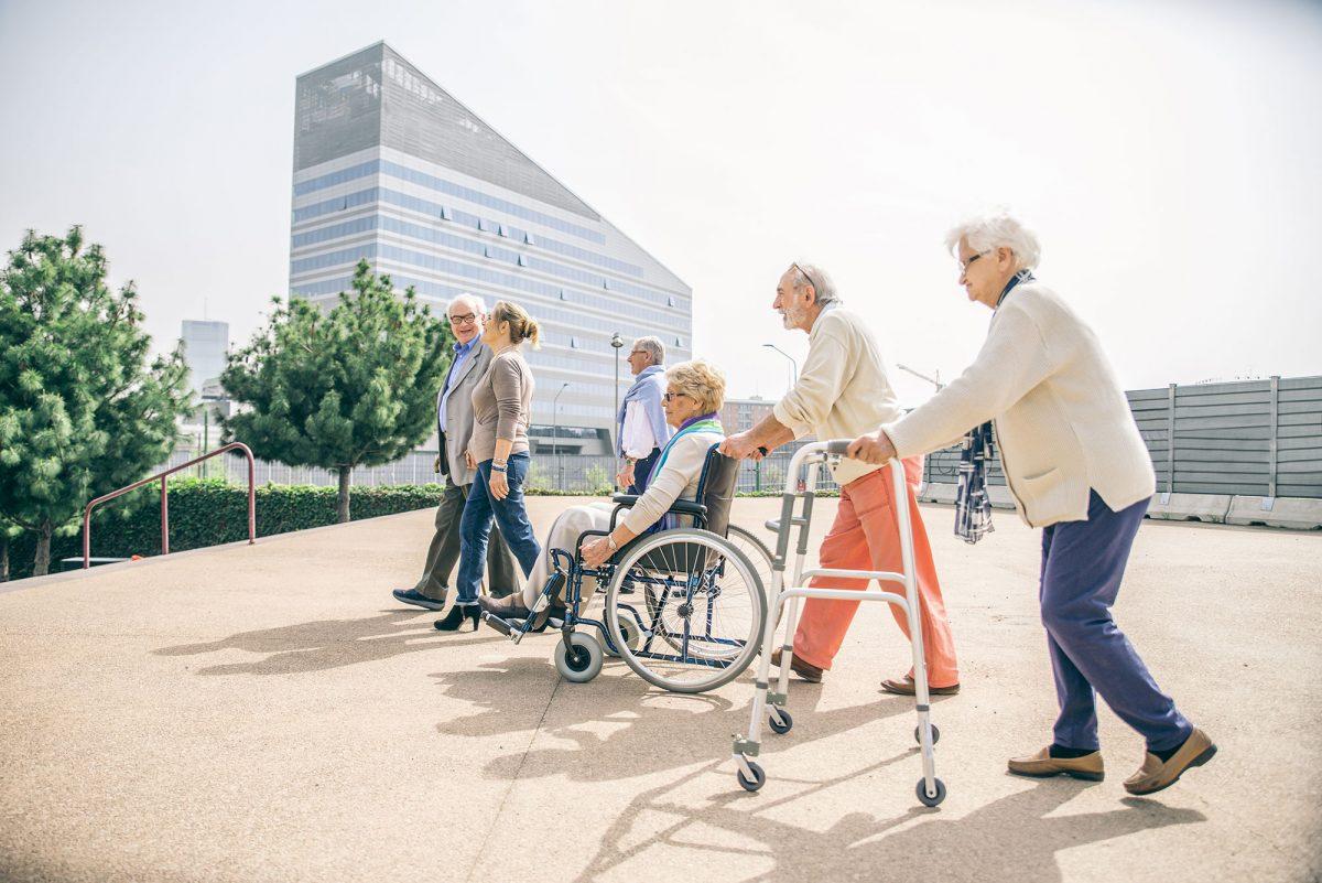 Seniorenfahrdienst